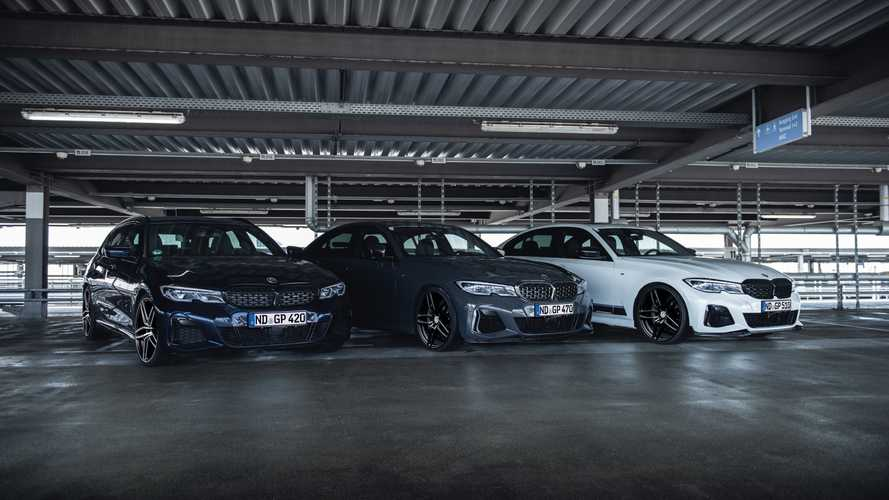 BMW M340i By G-Power Revealed As The Tuner's M3