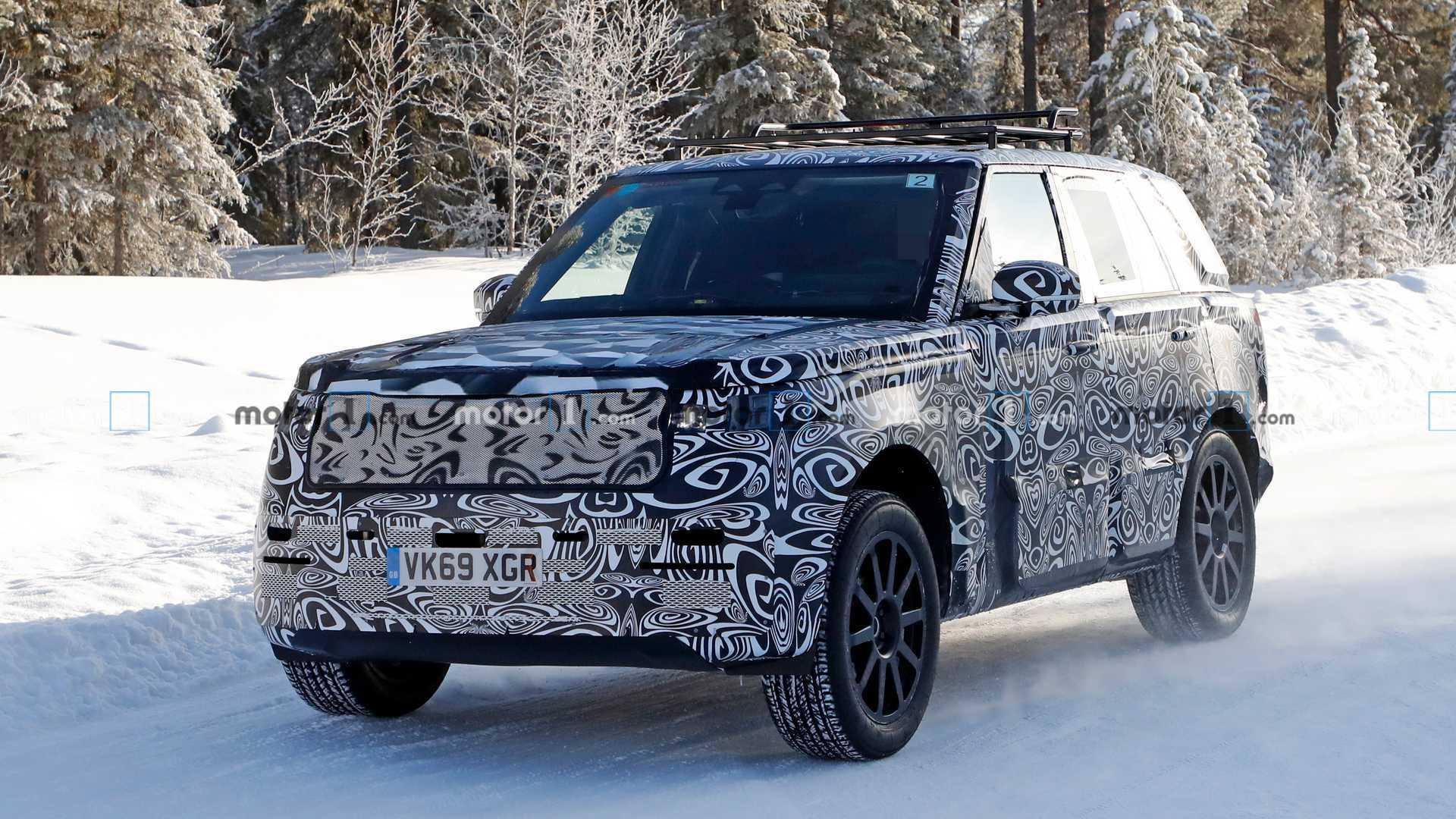 2021 Range Rover Sport 19