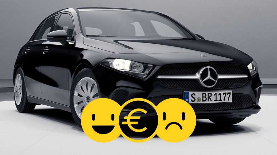Promo - La Mercedes Classe A à 295 €/mois, bonne affaire ou pas ?