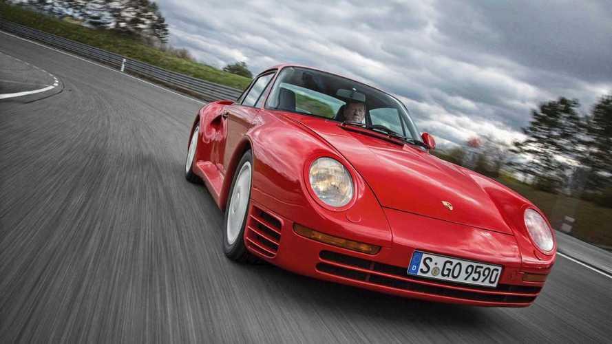 Domingo de supercarros: Porsche 959