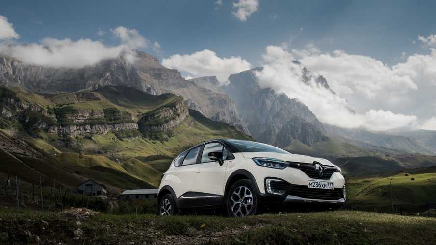 Обновленный Renault Kaptur легализован в России