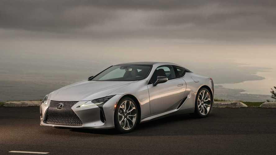 Lexus LC 2020: así es el renovado coupé japonés