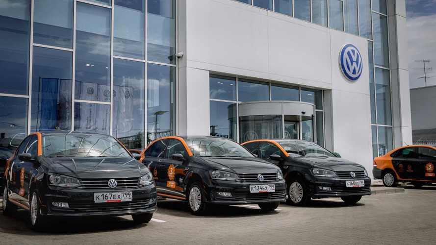 Каршеринговые VW Polo привезут россиянам лекарства и еду