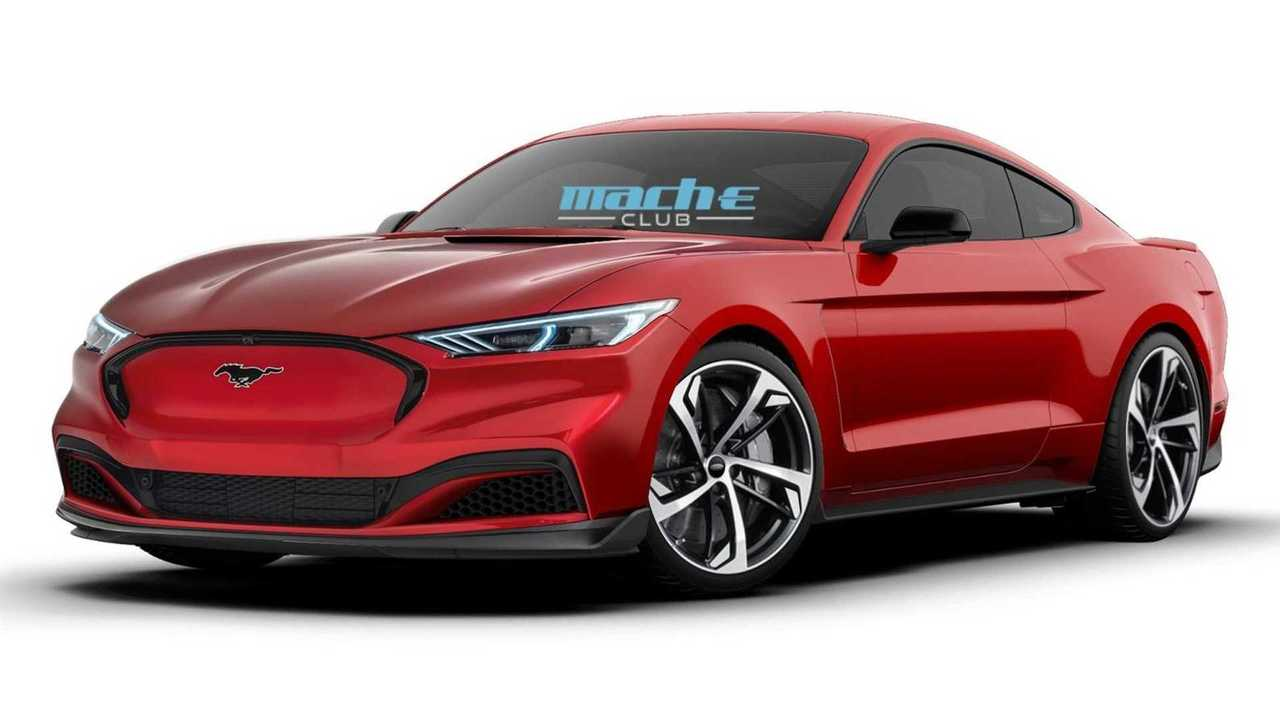 Next-Generation Ford Mustang