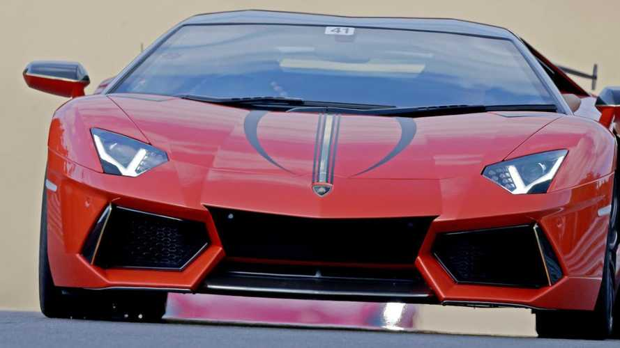 New Liberty Walk Aventador to be unveiled at Autosport
