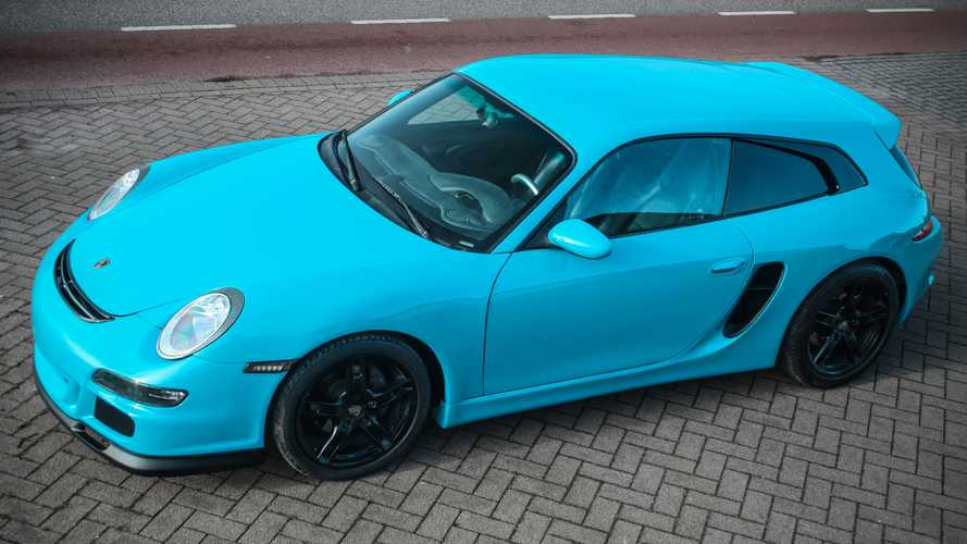 Porsche Boxster Shooting Brake Is Very Real and Very Cool