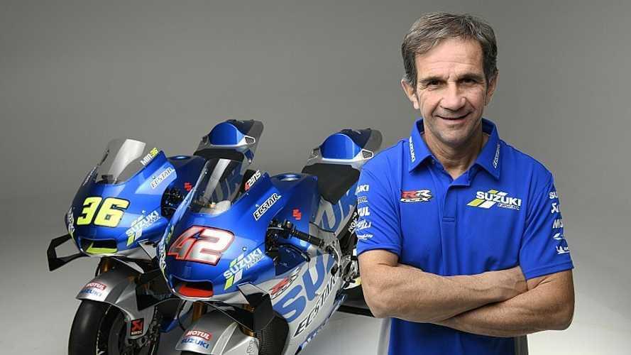 """Brivio: """"La economía mundial se verá afectada y MotoGP no será diferente"""""""