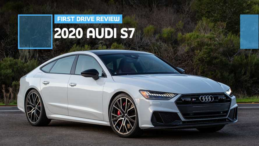 2020 Audi S7 First Drive Review: Emotional Appeal
