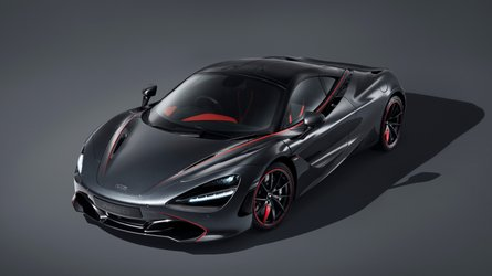 McLaren MSO 720S Stealth Pays Homage To Le Mans Winning F1 GTR