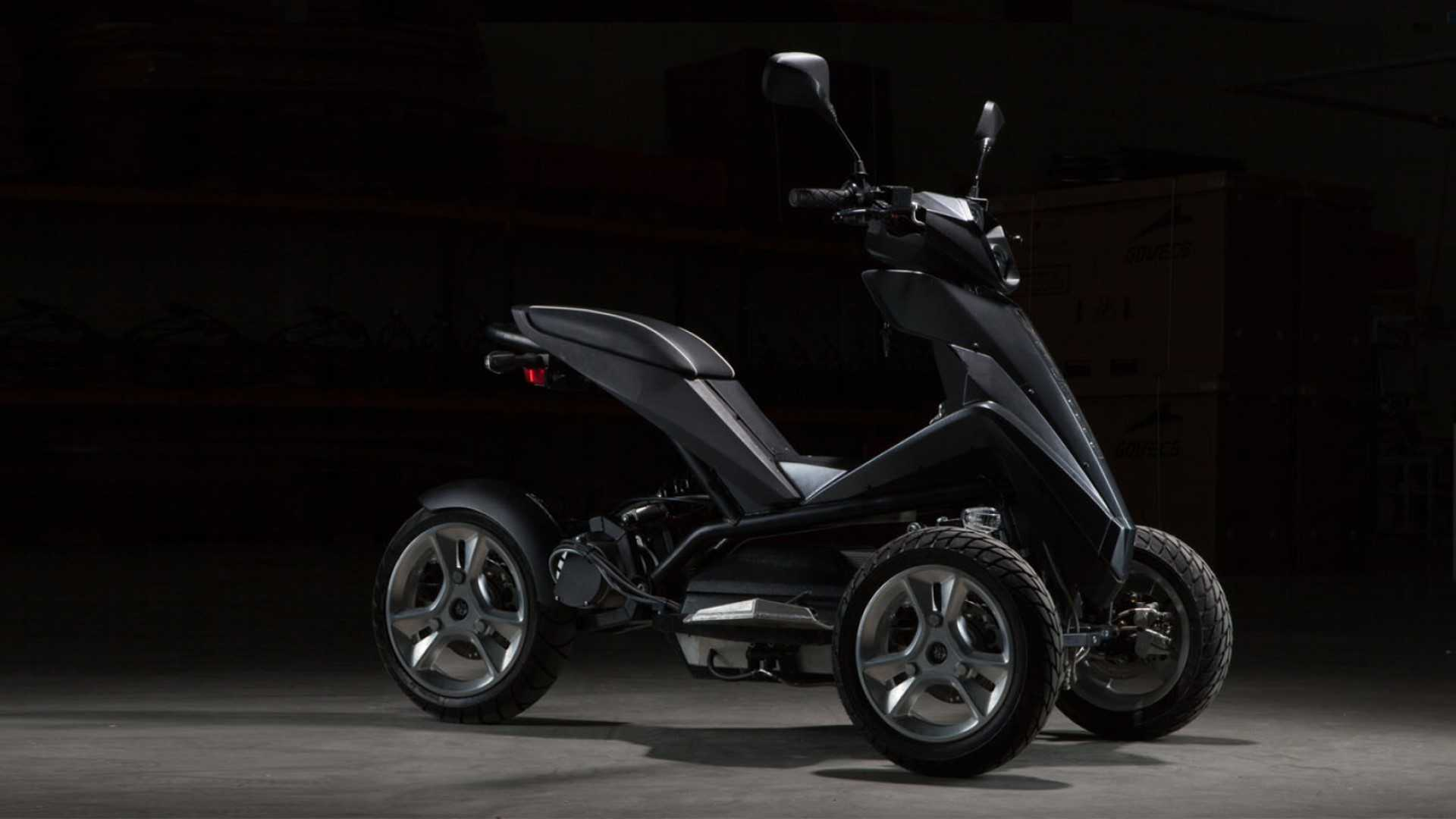 The Sway Scooter Looks Great, But Is It For Real?