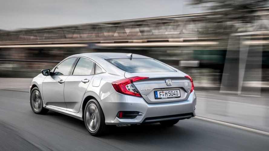 Honda Civic yeni yıla hızlı giriyor