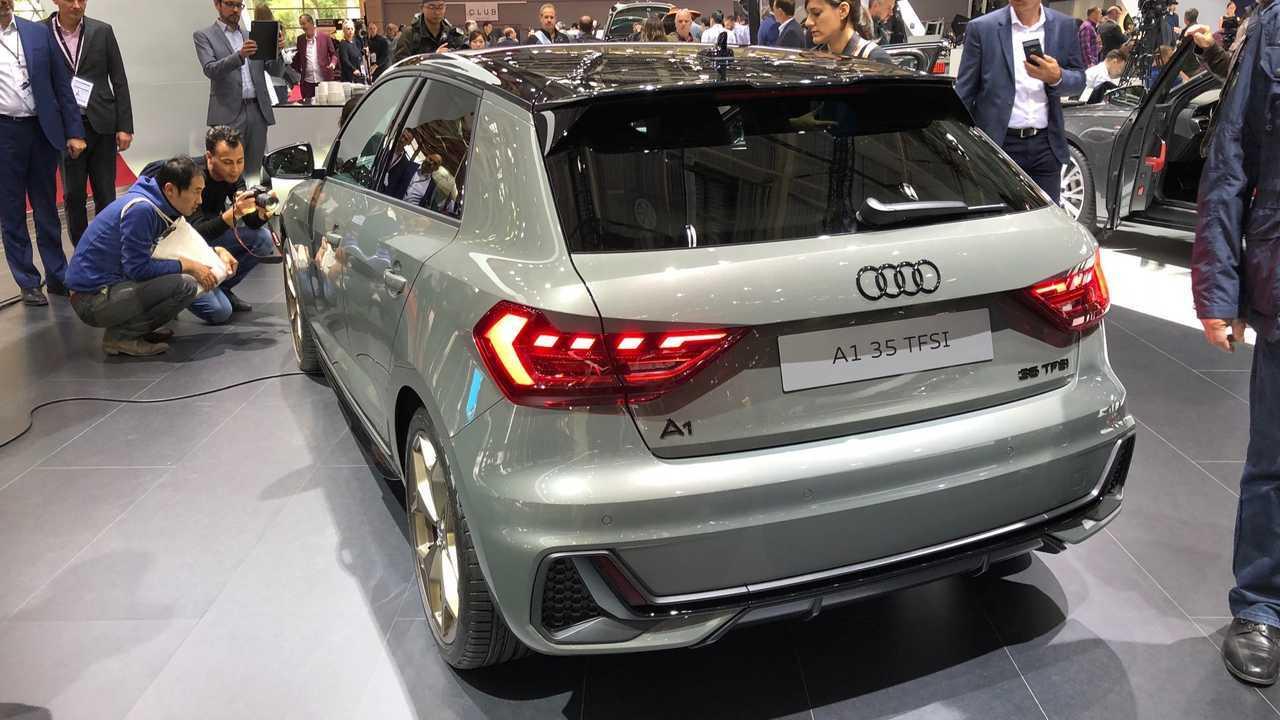 Novo Audi A1 no Salão de Paris