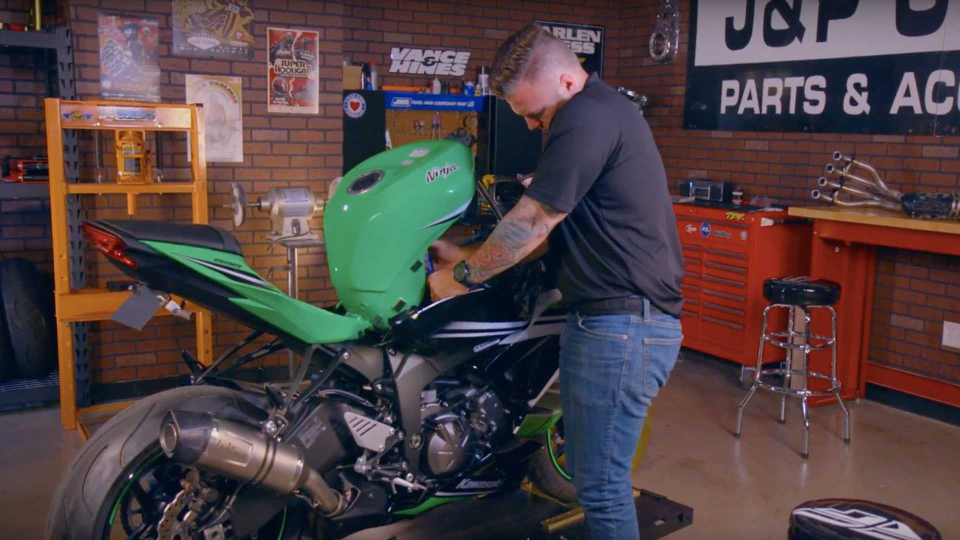 5 Motorcycle Maintenance YouTube Channels To Check Out