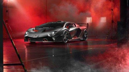 Lamborghini SC18, pezzo unico firmato Squadra Corse