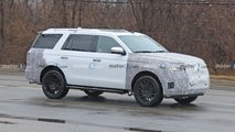2022 ford expedition hybrid spied