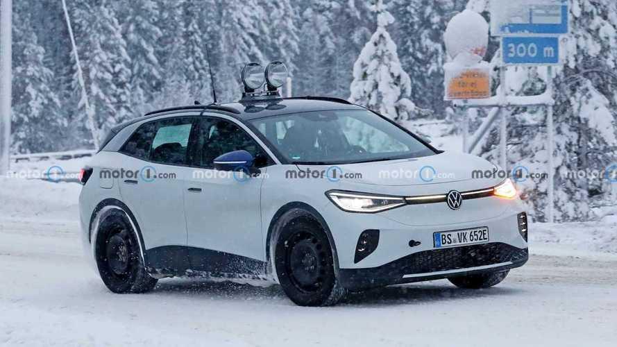 Volkswagen confirma o lançamento dos elétricos ID.4 GTX e ID.5 para 2021
