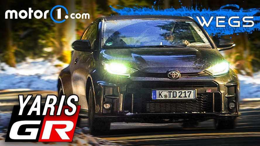 Video: Toyota GR Yaris im Test - Ganz großes Kino!