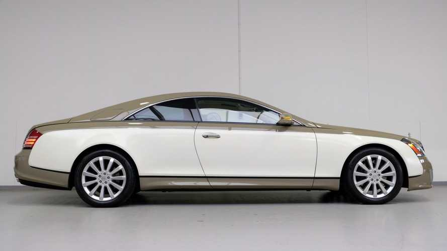 Ultra-Rare Maybach 57S Coupe Is V12 Beige Opulence For $1.16 Million