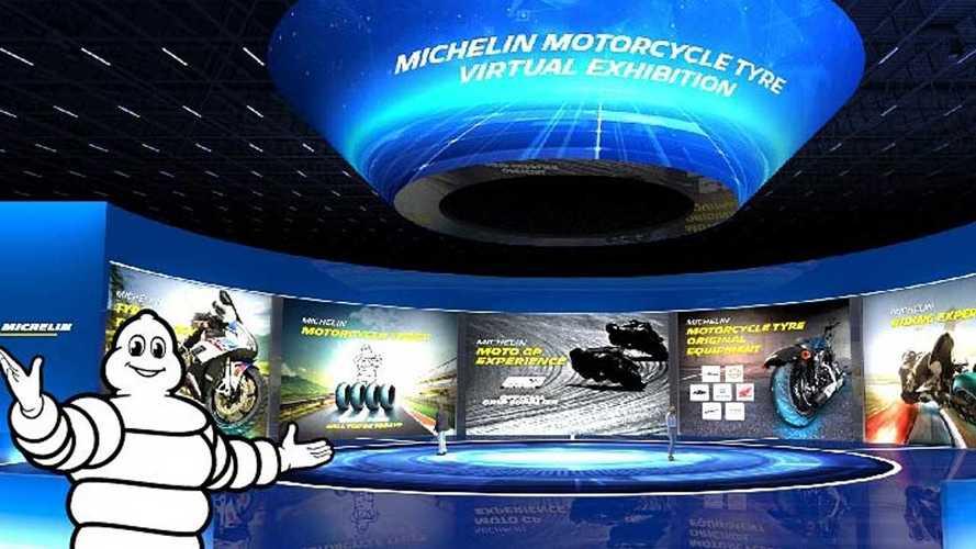 Michelin Gelar Pameran Virtual Ban Sepeda Motor Sebulan Penuh