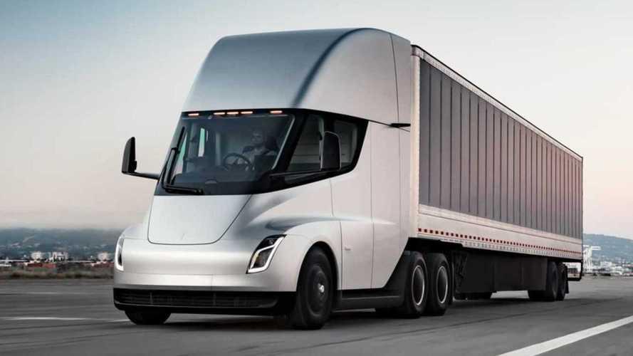 Tesla Semi: Elektro-Laster soll im Spätsommer 2021 starten