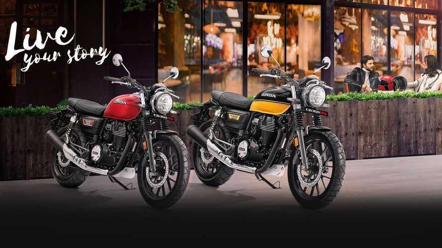 Honda CB350RS, la Sport Classic solo per l'India