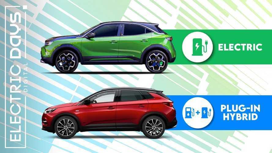 Tutte le Opel elettrificate, quale scegliere