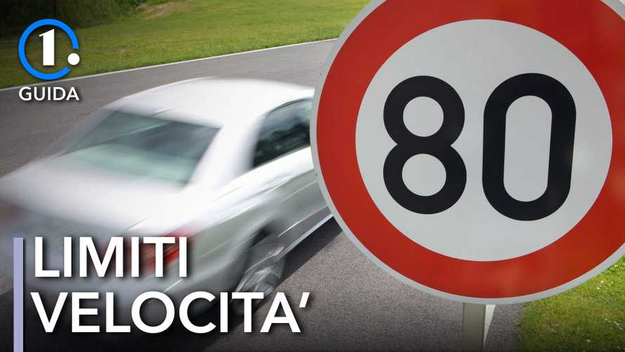 Limiti di velocità in Italia, quali sono e dove si trovano