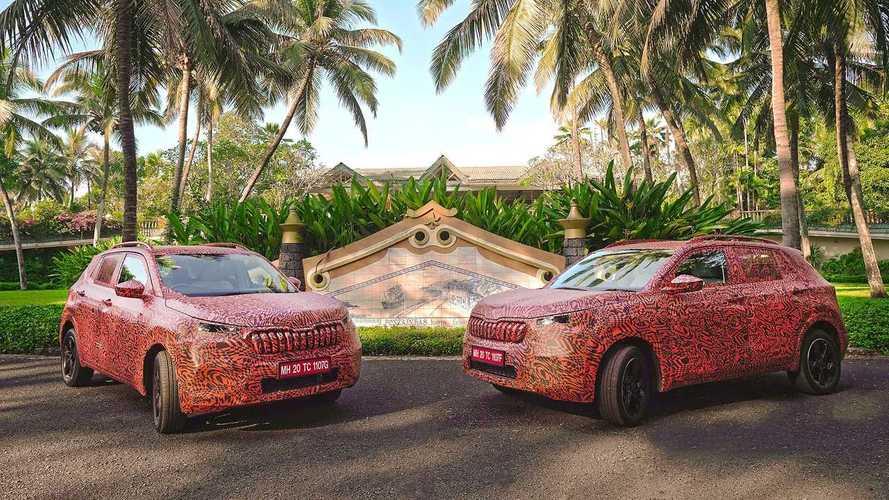 Skoda Kushaq, el nuevo SUV checo enfocado al mercado de India