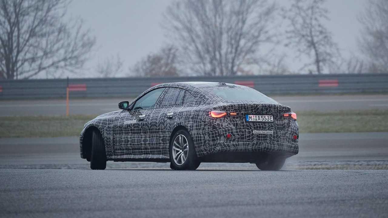 BMW i4 (prototype)