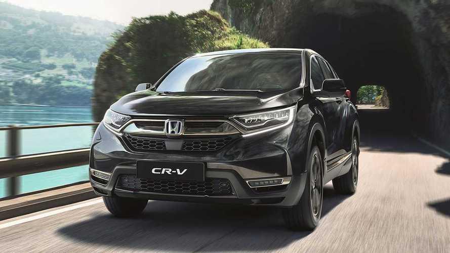 Honda CR-V Hybrid e:HEV restyling 2021