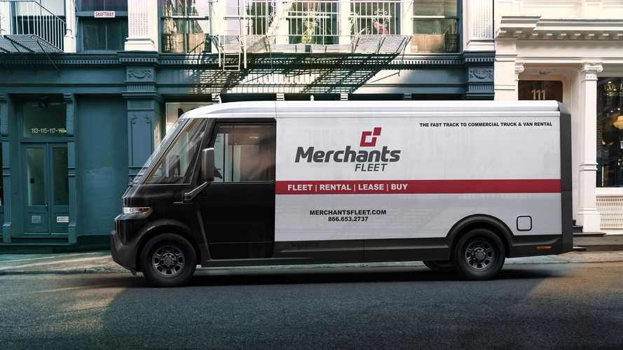 Merchants Fleet To Procure 12,600 BrightDrop EV600s