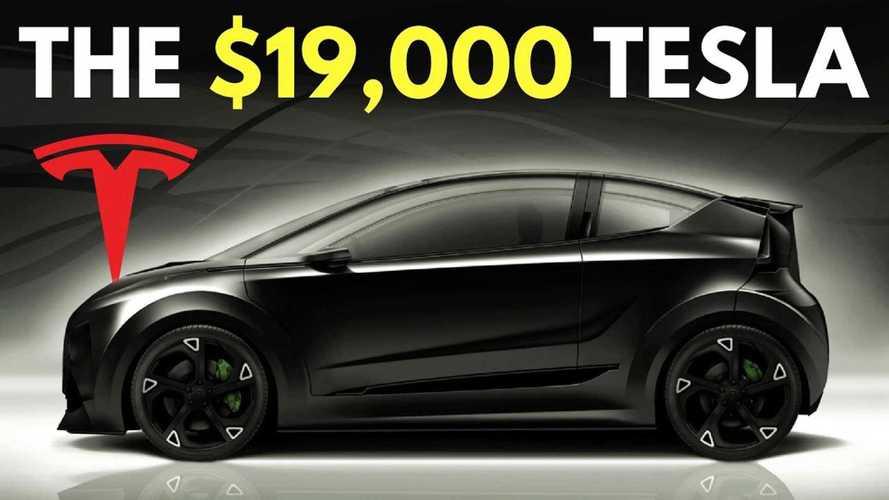 Et si la Tesla abordable ne coûtait que 17'000 € ?