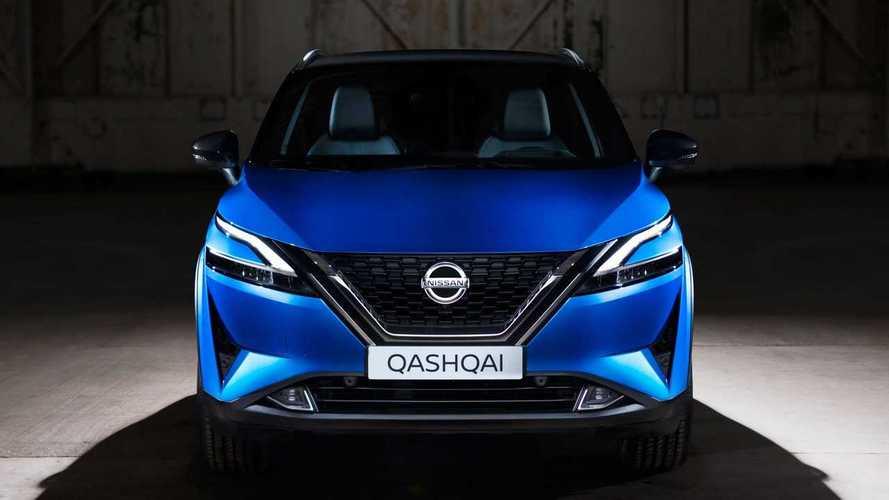 Nissan Qashqai 2021 vs. Qashqai 2017