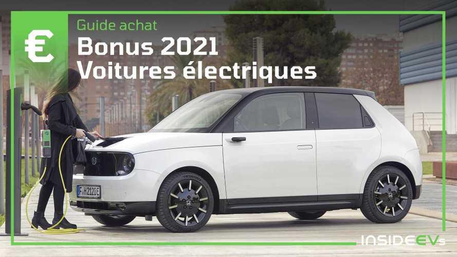 Quel bonus pour une voiture électrique en 2021 ?