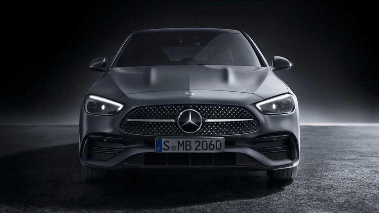 Mercedes C-Class Sedan (2021)