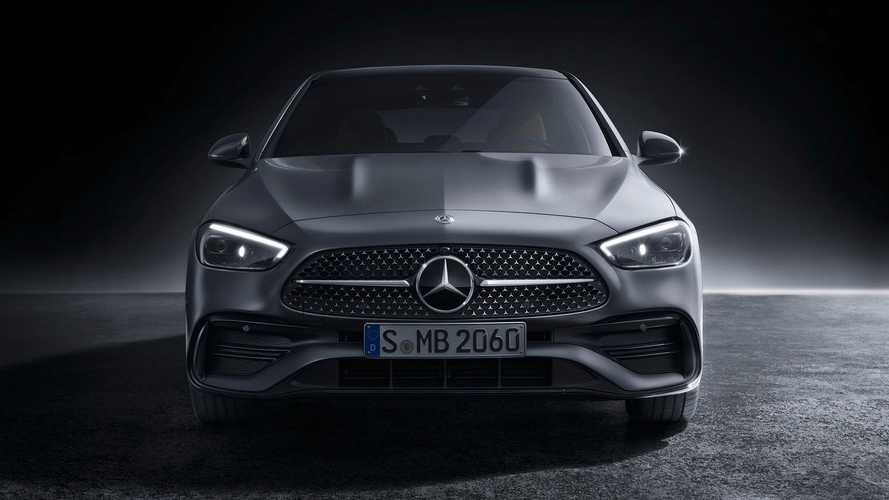 Mercedes C-Class EV Planned On Dedicated Platform