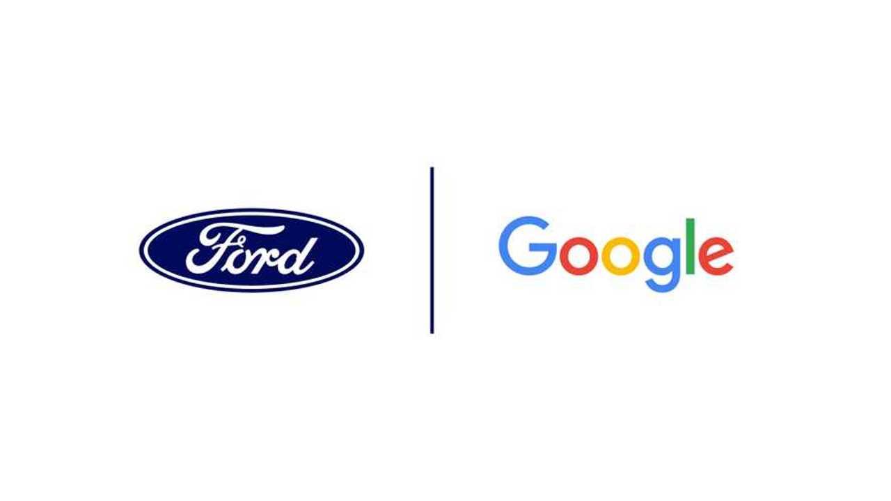 Ford Google Ortaklığı