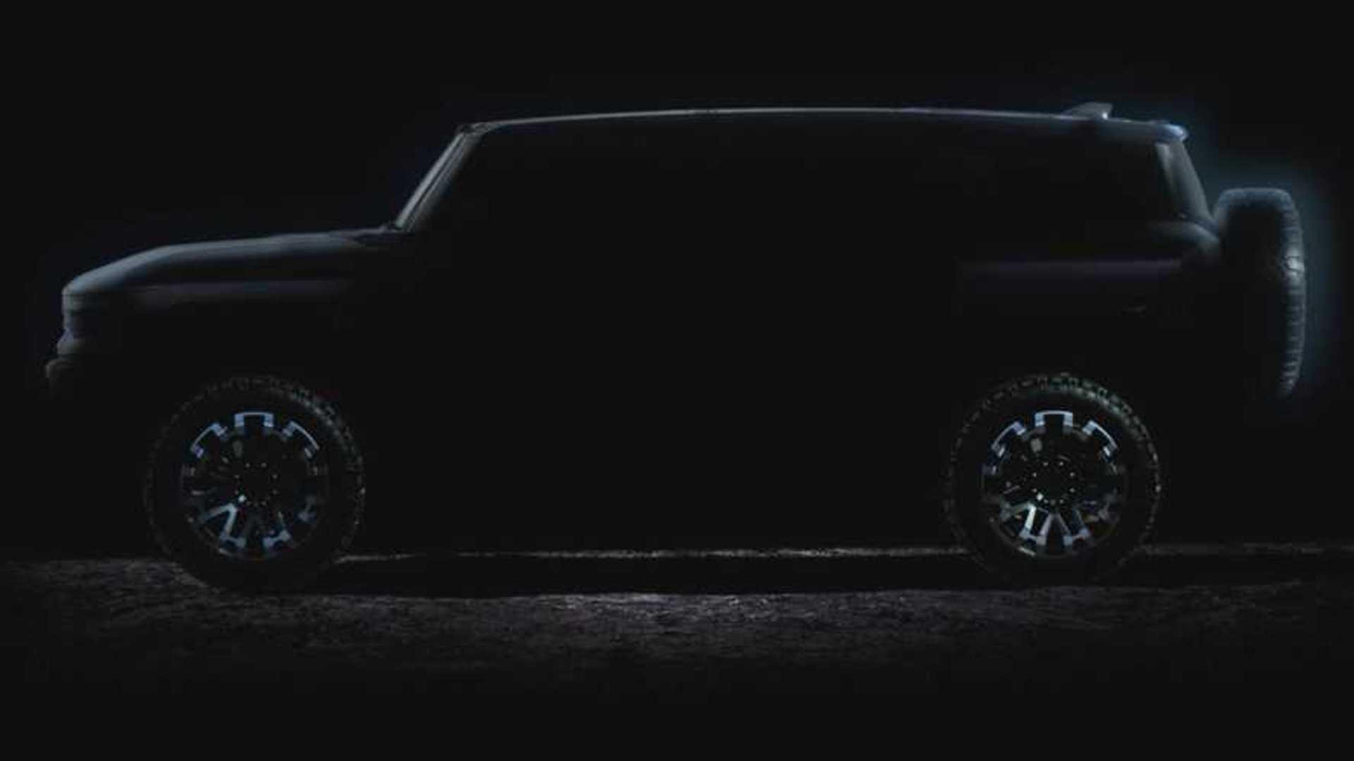 Внедорожник GMC Hummer появится в продаже в феврале, но с небольшой задержкой