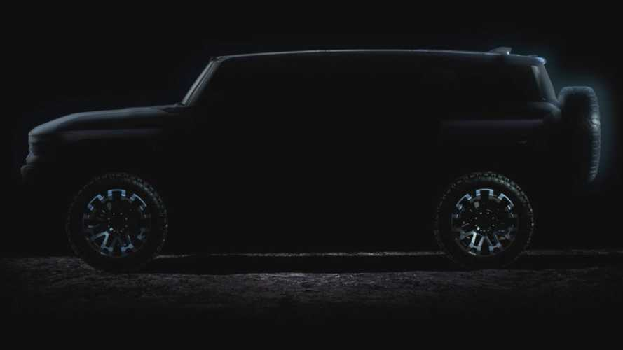 GMC Hummer SUV Still Coming In February, But With A Slight Delay