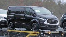Neuer Ford Transit/Tourneo Custom erstmals erwischt