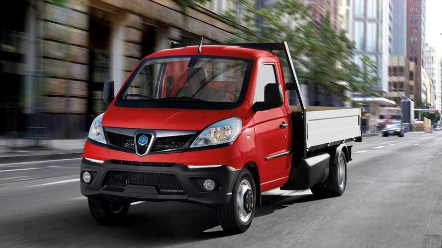 Piaggio Porter NP6: Kleiner Transporter aus Italien