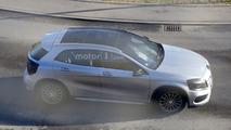 2017 Mercedes GLA casus fotoğrafları