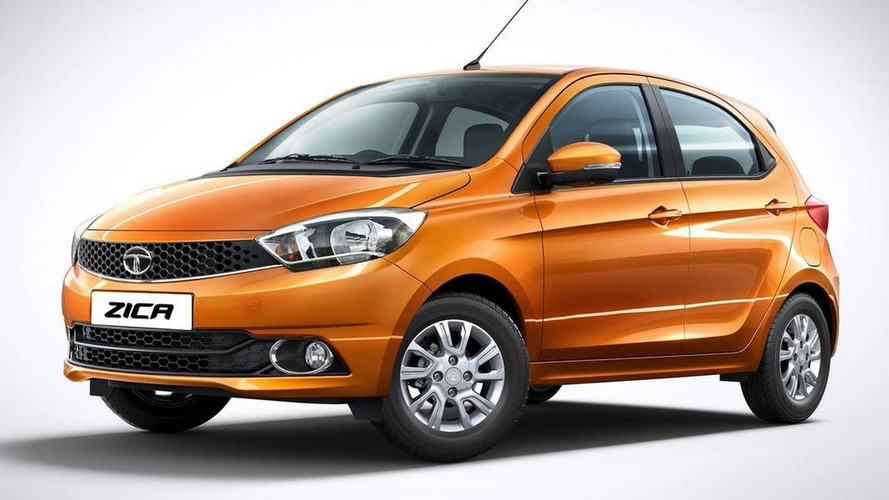 Tata Zica first official images published