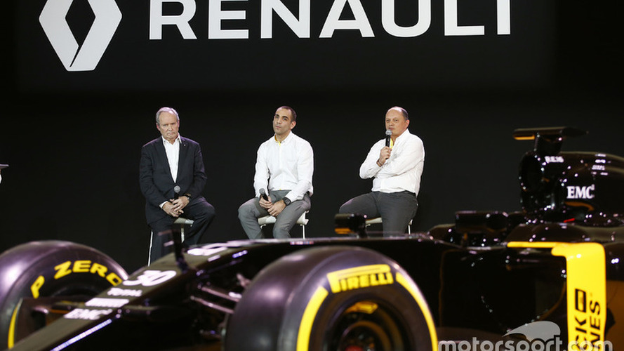 """Renault says 2016 engine will be """"biggest step"""" yet"""