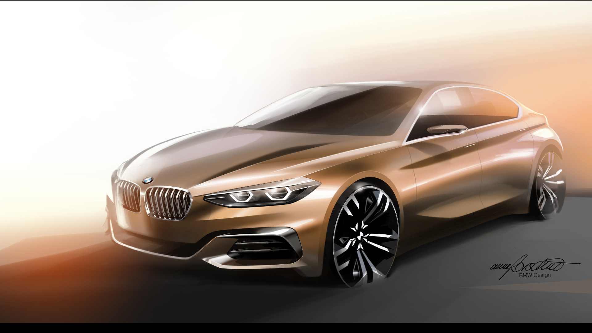 Bmw 2 Series Gran Coupe Coming In 2019 With Rwd