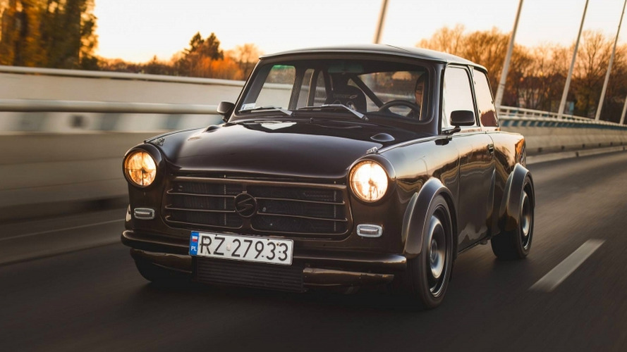 Coolest Trabant ever with 1.8T quattro? [video]
