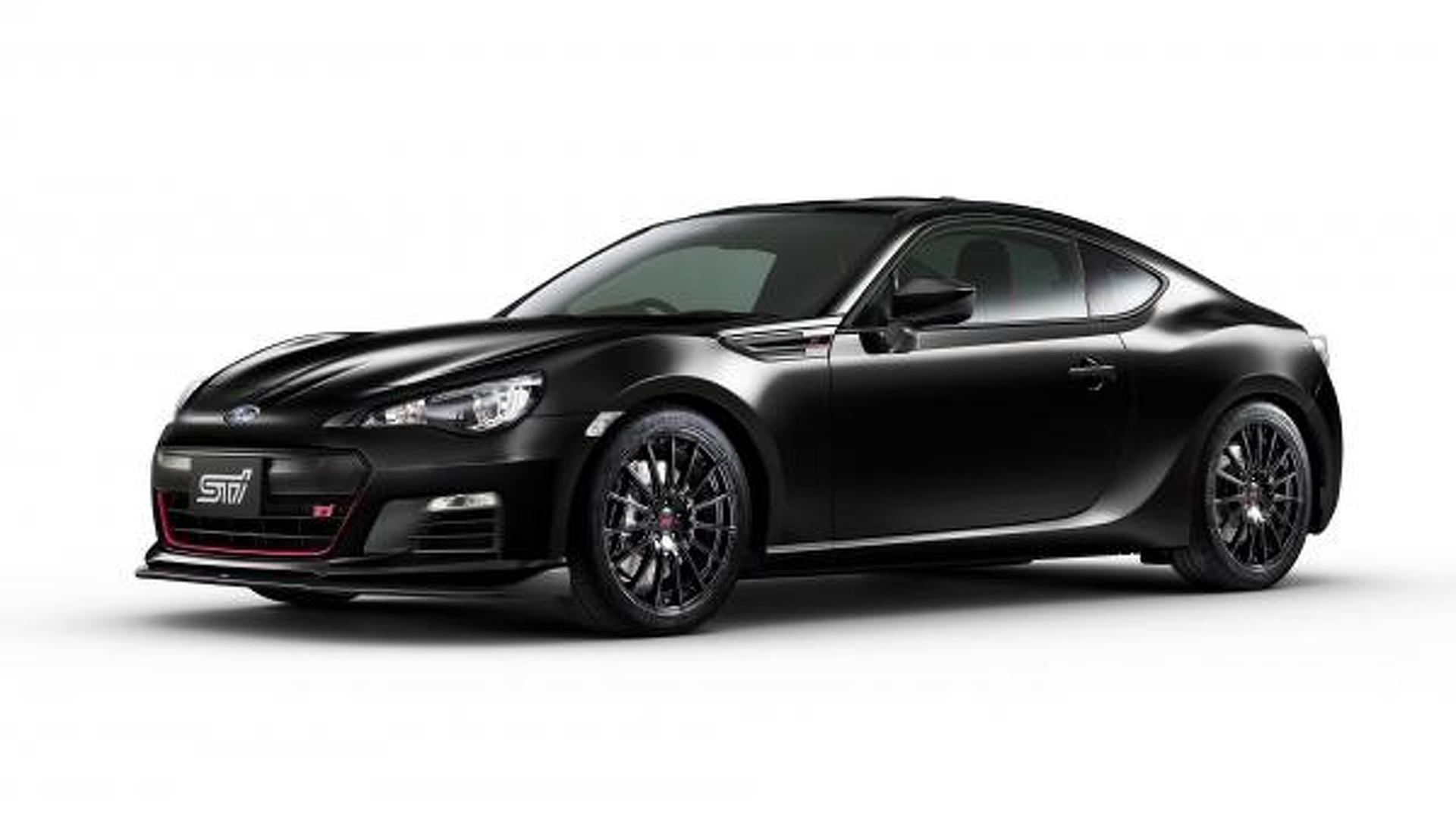 2017 Subaru Brz Ts Sti Launched In An With Several Mechanical Upgrades