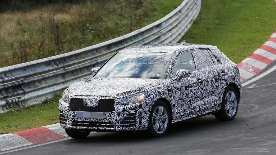 Audi Q2 confirmed for 2016