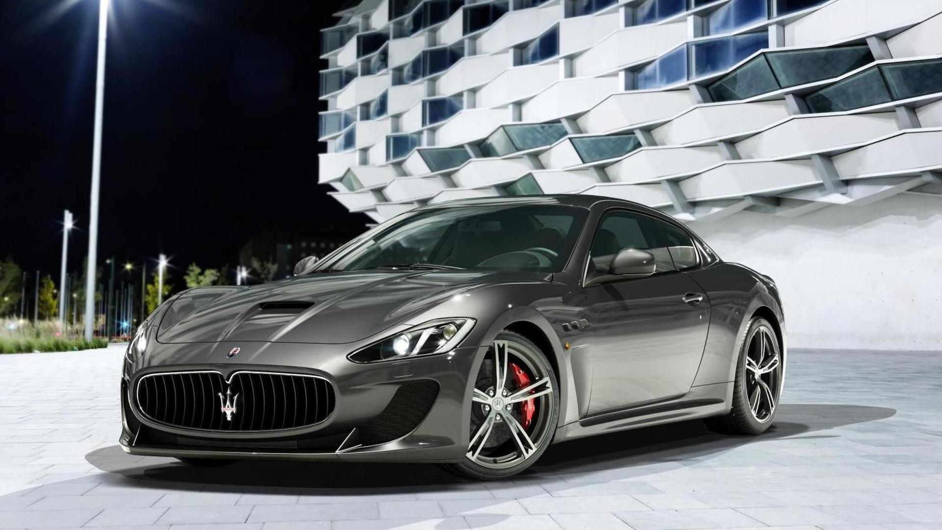 2018 Maserati GranTurismo will be a RWD coupe with \