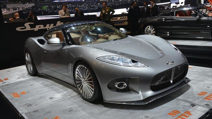 Spyker B6 Venator concept revealed, previews 2014 production model